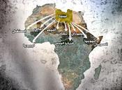 Libye Kadhafi, Jazeera, l'Afrique moi.