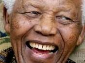 Anniversaire bougies pour Nelson Mandela