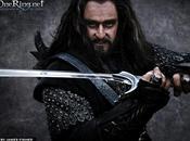 Bilbo Hobbit Thorin tous nains réunis