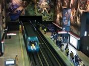 Tuerie dans métro Santiago
