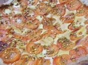 Tarte sablée abricots purée d'amandes
