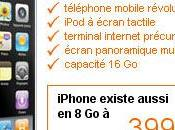 L'iPhone dispo chez Orange