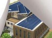 Création premier pôle compétences environnementales France dans bâtiment énergie positive Saint-Priest (Rhône)