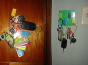 accroche clés LEGO