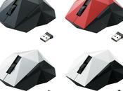 Quand origamis inspirent design d'une souris