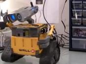robot Wall-E partir d'un jouet