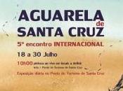 Aguarela Santa Cruz (Portugal)