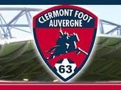 Clermont-Foot reprise Ligue saison 2011-2012