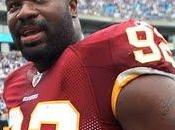Albert Haynesworth échangé Patriots
