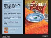 Yorker abonnés iPad