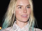 Kate Bosworth cheveux bleus