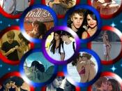Justin Bieber Selena Gomez d'une romance