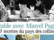 table avec Marcel Pagnol