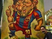 MESSI RONALDO PLUS GRANDE CARICATURE MAYOR CARICATURA