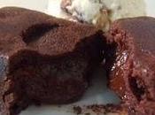 Fondant chocolat-mascarpone (avec coeur coulant ;-))