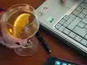 workaholic alcoolique