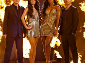 Photo promo Kelly Rowland pour X-Factor