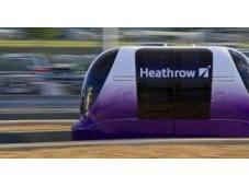 navettes autonomes Heathrow