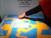 Keith Haring musée herbe