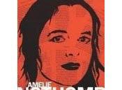 Amélie Nothomb, Tuer père