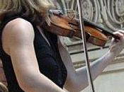 Amanda Favier violon Eliane Reyes piano Festival Midis-Minimes, Conservatoire Royal Bruxelles, août 2011