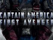Captain America First Avenger Johnston avec Chris Evans Tommy Jones