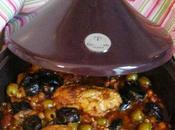 Tajine poulet marocaine