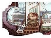 Nouveau Doodle littéraire pour 112e anniversaire Borges
