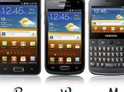Premier coup d'oeil Samsung Galaxy Y-Pro, M-Pro