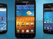 Modèles Galaxy prévu pour Sprint, AT&T; T-Mobile [Photo]