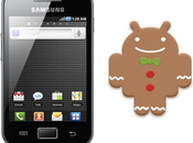 mise jour Galaxy vers Gingerbread arrive France chez Virgin Mobile