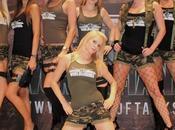 GamesCom 2011 World Tanks Girls