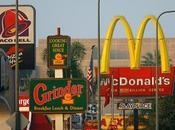 Manger l'extérieur signifie gain poids l'obésité