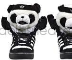 Adidas Jeremy Scott Panda Bear dispo