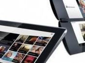 Sony presente tablettes tactiles
