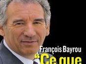 """Dans Valeurs Actuelles """"Bayrou t'il gagné sérénité"""