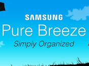 Pure Breeze, Home Launcher Samsung