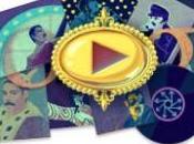 DOODLE: logo GOOLE Septembre 2011, hommage FREDDIE MERCURY