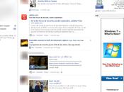 Facebook intègre Google Adsense