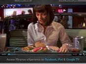"Facebook devient ""salle"" cinéma"