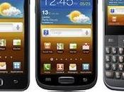 Samsung dévoile nouveaux smartphones Galaxy
