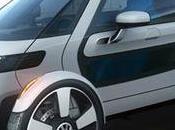 Volkswagen Nils concept monoplace électrique