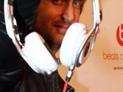 2011 David Guetta lance collabore mise point nouveau casque Beats mixr