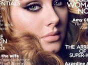 Adele fait couv' Vogue