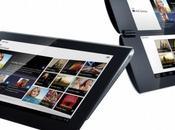 Sony tablette poche salon