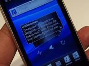 Sony Ericsson Xperia disponible semaine prochaine chez