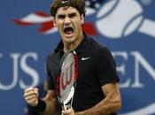 Demi finale: Djokovic Federer OPEN 2011