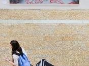 Photos gare Saint-Jean accueille graffitis Sébastien Cartagena pour bonne cause