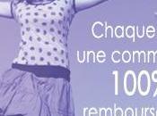 """concours """"Votre commande 100% remboursée"""""""
