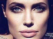 Angelina Jolie Maman Fatale dans Vanity Fair d'octobre